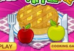 Игра Готовим яблочный пирог