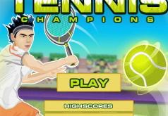 Игра Чемпионы тенниса