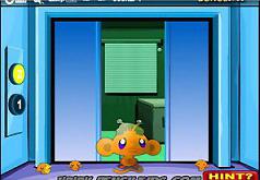 Игры обезьянки лифт