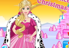 Игры Принцесса на рождественском балу