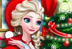 Игры Рождественский дом