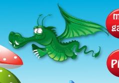игры зеленый дракончик