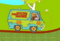 Игра «Гонка Скуби Ду на машине»