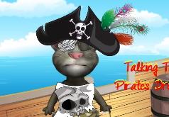 Игры Кот Том пират