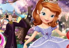 Игра Принцесса София и Седрик Любовное зелье