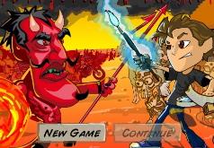 игра Дорога в ад