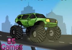 Игры Препятствия на грузовиках