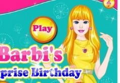 Игры сюрприз барби к дню рождения