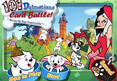игры 101 далматинец карточная битва