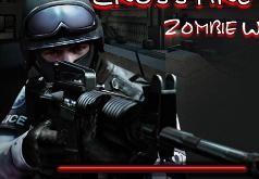 Игра Перекрестный огонь Война зомби