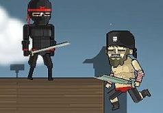 игры дети против пиратов