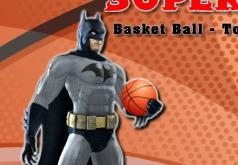 игры бэтмен баскетболист