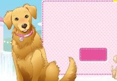 Игры Барби Аквапарк для щенков