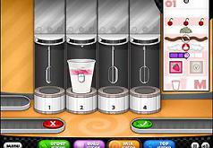 игры луи мороженое