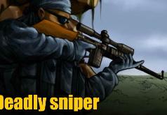Игры Коварный снайпер