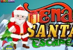 Игры Побег Санты 2
