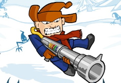 игры снежный кавалерист