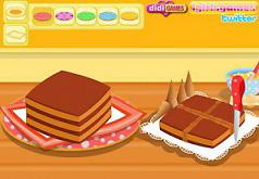 игры необычный пирог