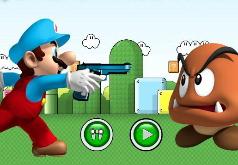 Игры Марио Защита башни