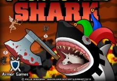 игра съедим акулу