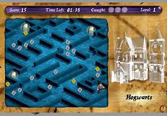 игры гарри поттер карта мародеров
