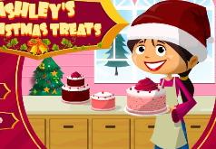 Игра Рождественские угощения Эшли