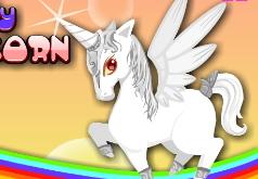 игры для девочек лошадки с крыльями