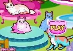 игра город котов