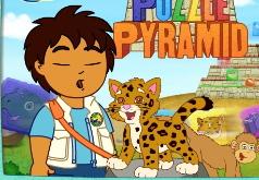Игры Пирамида паззлов