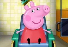 Игры Пеппа в больнице
