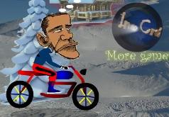 Игры Поездка Обамы