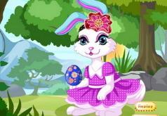 Игра Пасхальный заяц Наряды для девушки