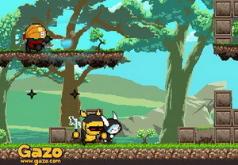 Игры драки - Кролик боец