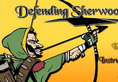 игры оборона шервуда