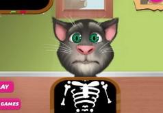 Игра Лечить кости Говорящего Тома