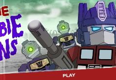 игры робот войны против трансформера