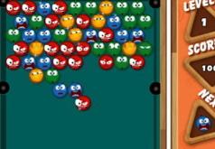 Игры Бильярдные шарики
