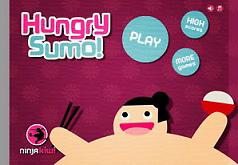 Игры Накорми сумоиста