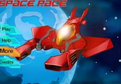 Игра Космические гонки будущего