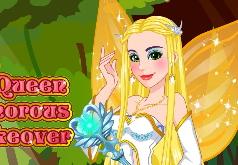 Игры Эльфийская королева
