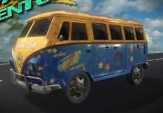 Игры Дикий автобус