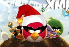 Игры Злые птички рождественская война