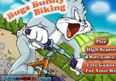 Игры Гонки на велосипеде с Бакс Бани