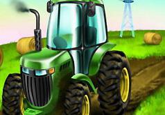 игры тракторная парковка