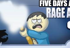 пять дней игра
