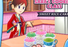 кухня сары пирожные игры