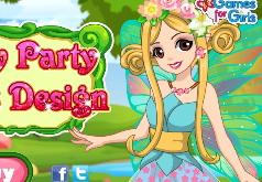 Игра Платье для вечеринки фей