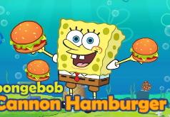 Игры Спанч Боб и Вкусные Гамбургеры