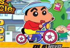 Игры Нарисованный мальчик катается на велосипеде
