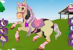 игры лошади одевалки и макияж